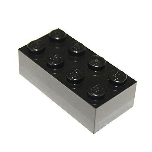 LEGO Parts Pieces Black Brick