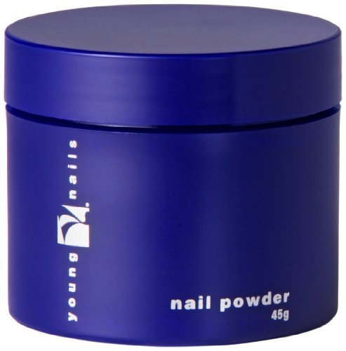 Young Nails Cover Powder Blush 45 Gram, Acrylic Powder