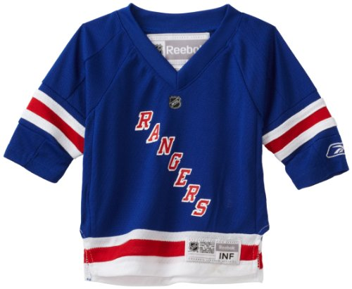 NHL Infant New York Rangers Team Color Replica Jersey - R52Hwbmm (Royal, 12-24 Months)