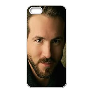 Ryan Reynolds iPhone 4 4s Cell Phone Case White nrfb