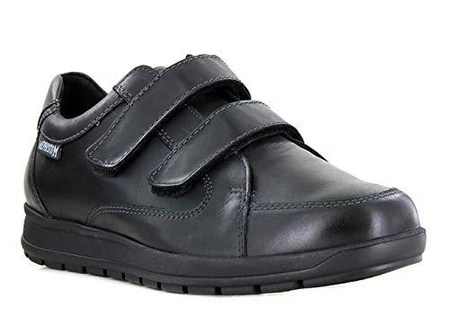 Mephisto Blank Uomo Mephisto Sneaker Black Sneaker 7FxwYnW51q