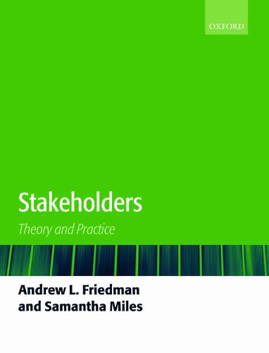 Download Stakeholders: Theory and Practice Pdf