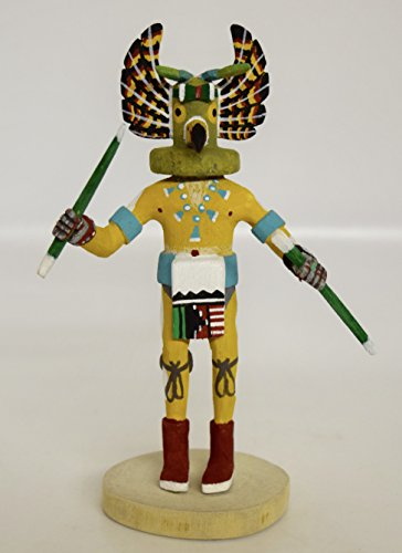 Hopi Owl Kachina (Owl Kachina Doll)