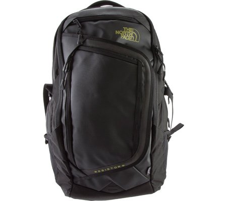 The North Face Resistor Charged Daypack - TNF Black