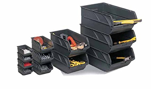 Black Stanley 1-92-713 Storage BoxTyp II 1l