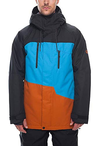 686 Men's Geo Insulated Jackets | Waterproof Ski/Snowboard Jackets