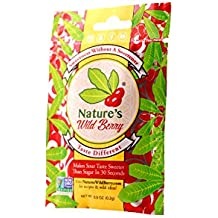 Nature's Wild Berry - The Flavor Changing Wildberry - Now In Crush Proof Box! (Non-GMO Project Verified) | 1 boxed berry