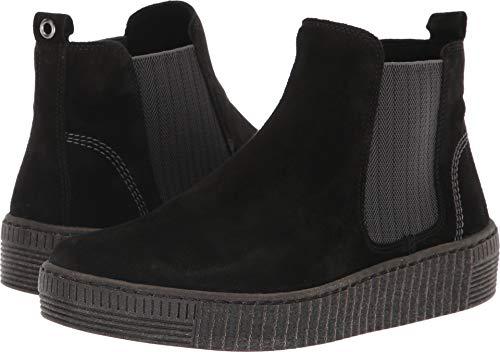 Gabor Women's 93.731 Black 6.5 B UK B - Women Boots Gabor