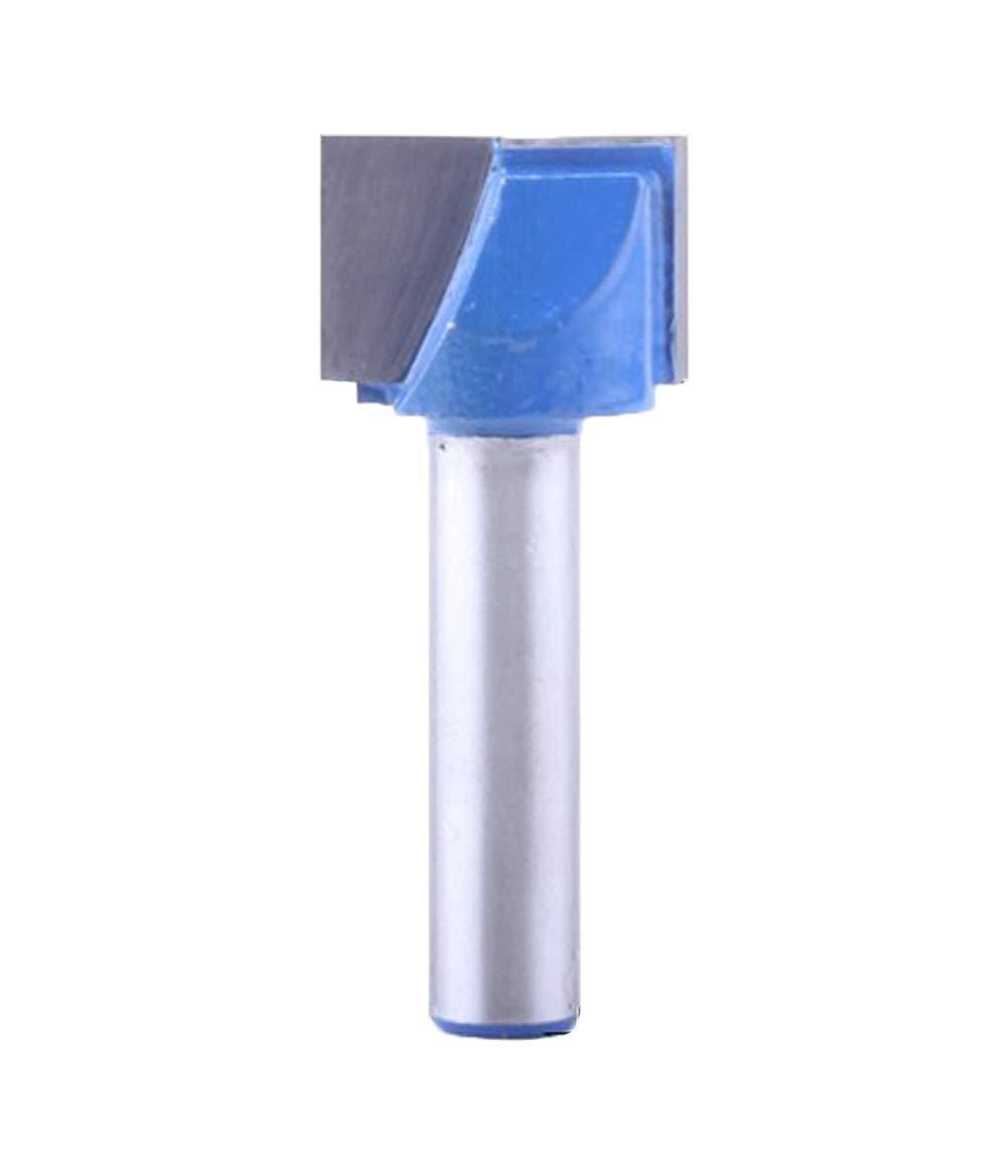 Meccion M/èche de d/écoupe industrielle en carbure de tungst/ène 8 mm argent