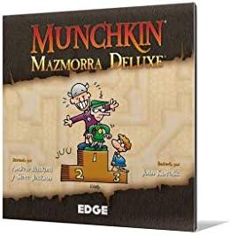 Edge Entertainment Munchkin - Mazmorra Deluxe EDGMUGB1: Amazon.es ...