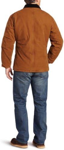 najlepiej online Nowy Jork popularne sklepy Carhartt Men's Arctic Quilt Lined Sandstone Traditional Coat ...