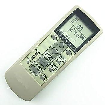 elinke Conditioner air Conditioning Remote Control for Fujitsu General AR-DJ2 AR-DJ5 AR-DJ3 AR-DJ4 AR-DJ15 AR-DJ8 AR-DJ9 AR-DJ20