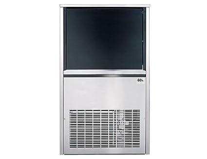 Kleiner Kühlschrank Eiswürfelbereiter : Eiswürfelbereiter kg h amazon elektro großgeräte
