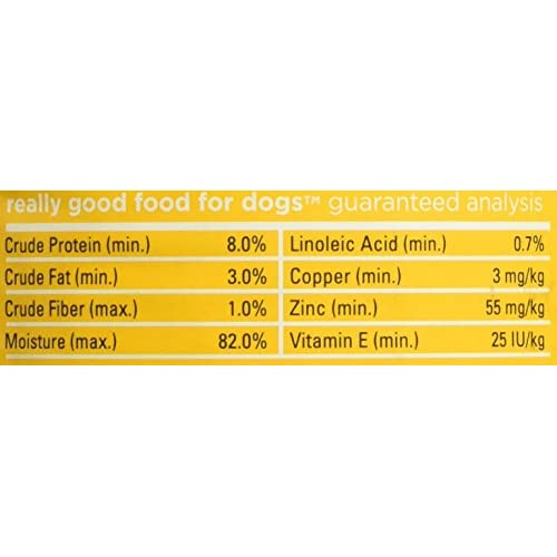 outlet Pedigree 12 Piece Cut Lamb and Veg Pet Treat, 22 oz