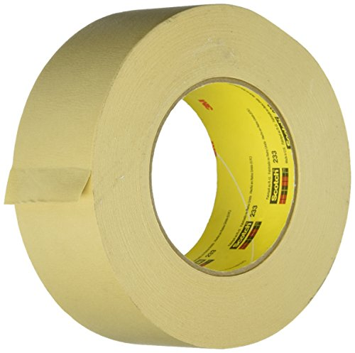 Scotch 06340 233 48 mm x 55 m Automotive Refinish Masking Tape Automotive Refinish Masking Tape