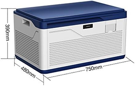 Qiansejiyichuwuhe Caja de Almacenamiento Caja de Almacenamiento para automóvil Caja de Acabado Contraseña Plástico Grande con Cerradura (Color : 1): Amazon.es: Hogar