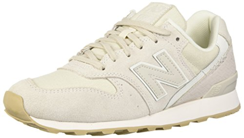 New Balance Women 696 v1 Sneaker Moonbeam/Sea Salt