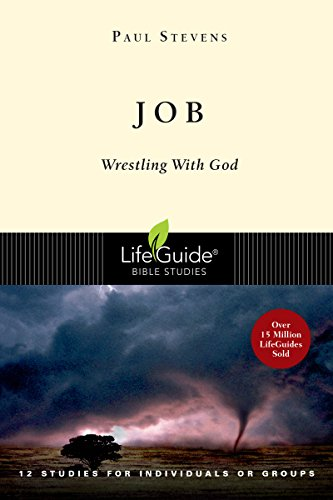 Job: Wrestling With God (Lifeguide Bible (Job Guide)