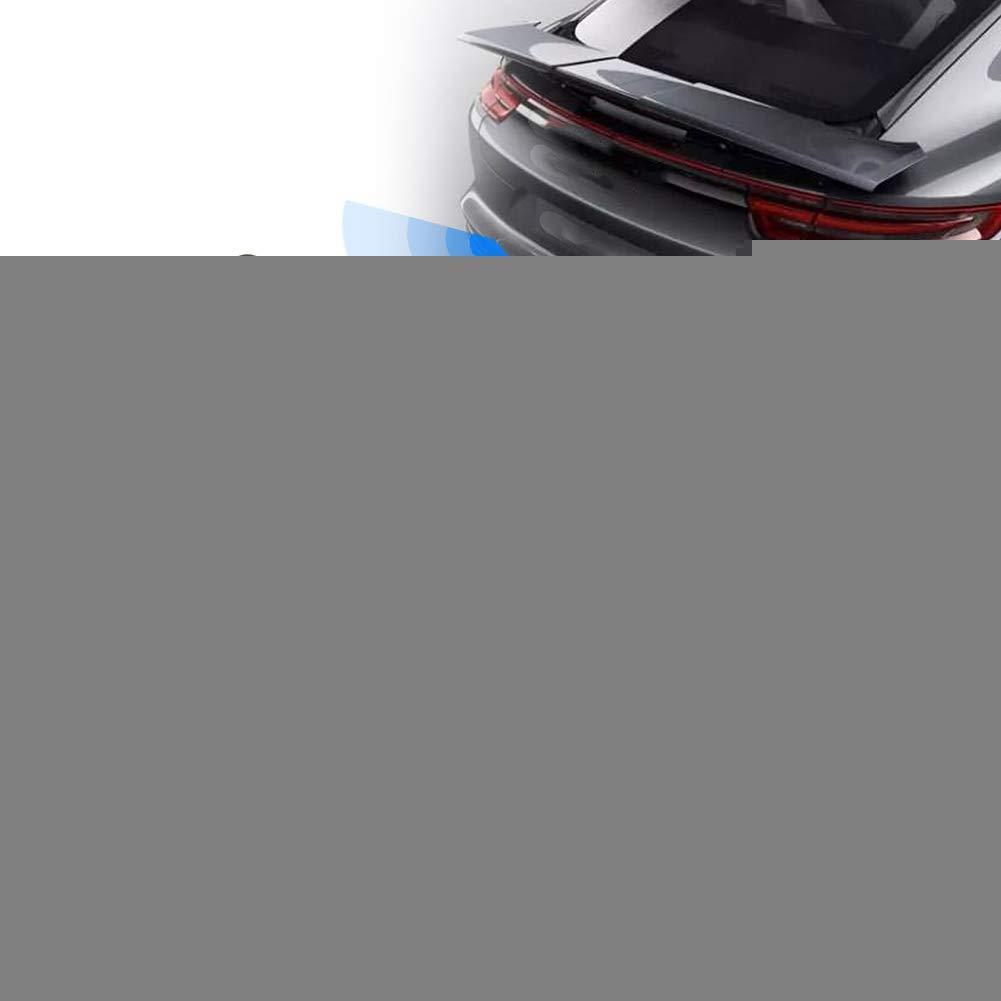 Hlyjoon Sensor de Estacionamiento Kit Ultras/ónico Inverso de 12V Advertencia Asistente de Radar de Estacionamiento Sensor de Objeto Inverso Sistema de Sonda Indicadora del Sensor de Asistencia