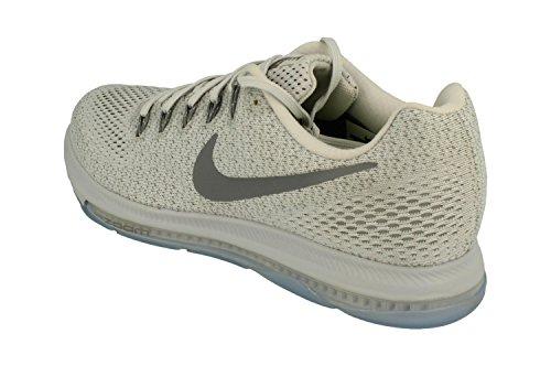 Nike Mens All Out Scarpe Da Corsa Basse Grigio Chiaro