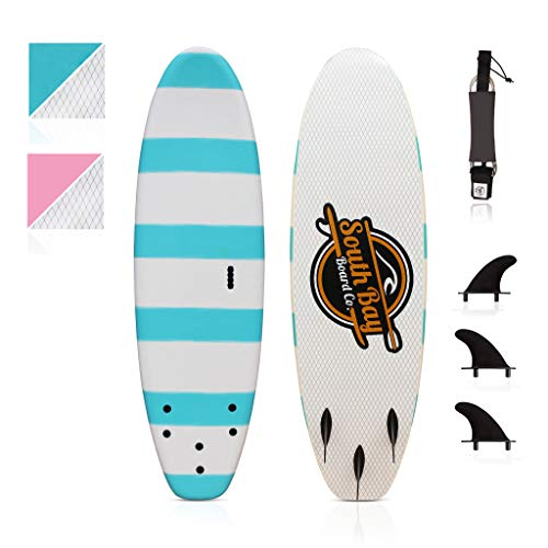 Beginner Surfboard (Soft Top Foam) for
