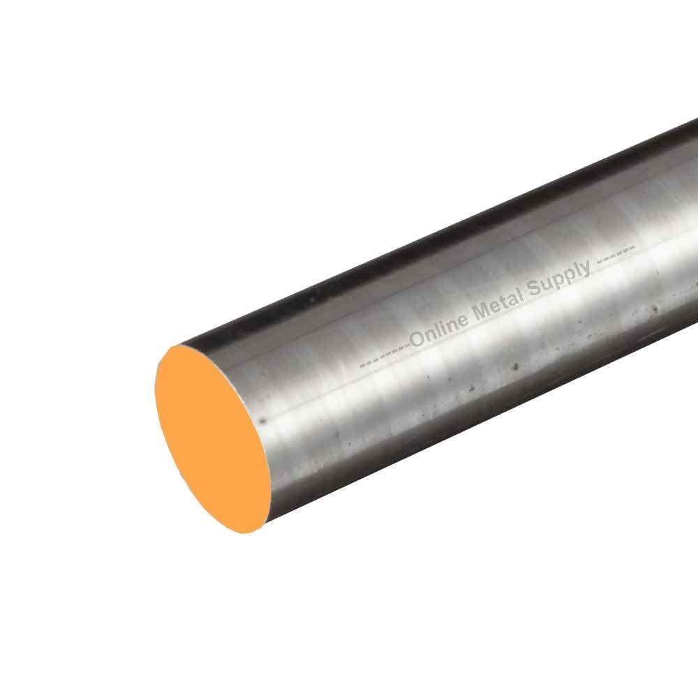 x 12 Feet 3 Pieces, 48 Long 0.188 Online Metal Supply 12L14 CF Steel Round Rod 3//16 inch