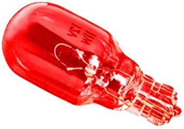 Paradise GL22644RD Low Voltage Replacement Bulbs, Red, 4-Pack by Northern International Inc.: Amazon.es: Bricolaje y herramientas