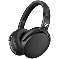 Sennheiser HD 4.50 Special Edition, Bluetooth Wireless Headphone with Active Noise Cancellation, All Black (HD 4.50 Special Edition)