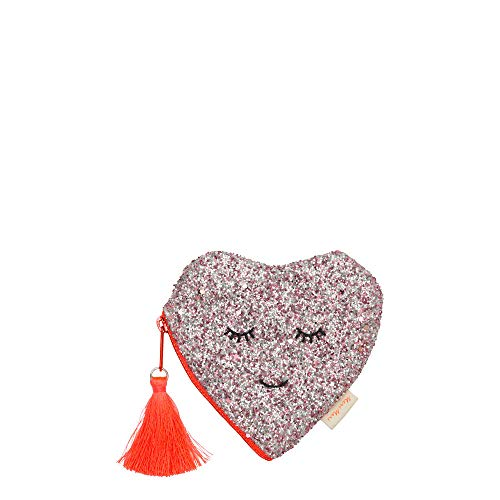 Meri Meri Glitter Heart Coin Purse