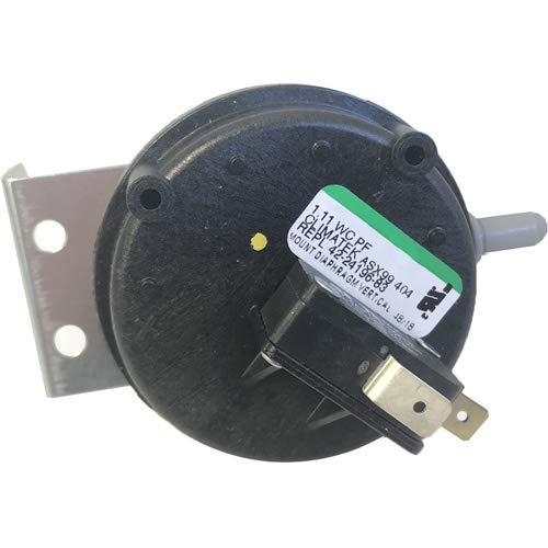 ClimaTek Furnace Vent Air Pressure Switch for Rheem 42-24196-83