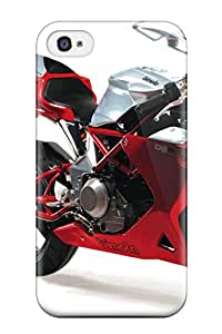 High Quality Vehicles Motorcycle Skin Case Cover Specially Designed For Iphone 4/4s