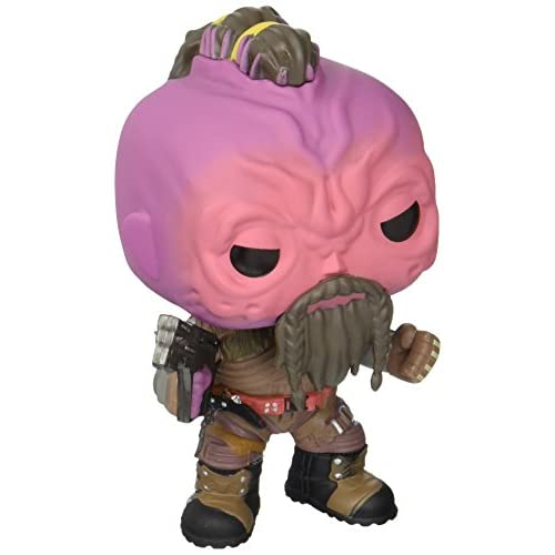 FunKo Marvel Guardians of the Galaxy 2 - 12780 - Figurine - Pop Movies - Taserface