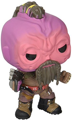Funko POP Movies: Guardians of the Galaxy 2 Taser Face Toy Figure