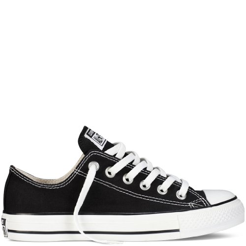 converse-all-star-ox-black-mens-trainers-size-10-us