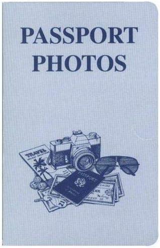 パスポート写真ホルダーフォルダー パスポート写真用 1000枚