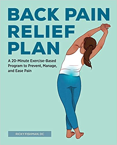 The Back Pain Relief Plan at Amazon