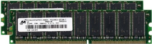 Cisco MEM2821-256U1024D 1gb DRAM Memory Kit for Cisco 2821 Router