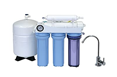 Koolermax K5 5-stage Drinking water RO system 75GPD New complete