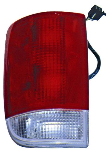 Depo 332-1921R-US Chevrolet Blazer/GMC Jimmy Passenger Side Replacement Taillight (Gmc Jimmy Passengers Side Tail)