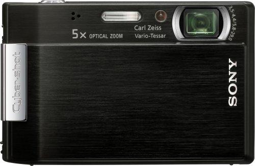 Sony Cybershot DSC-T100 8.1MP Digital Camera with 5x Optical