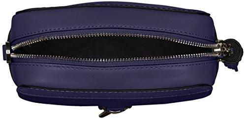 Bolsos con bandolera Rebecca Minkoff mab camera bag Mujer - Piel (HSP7GGRX15) Azul marino