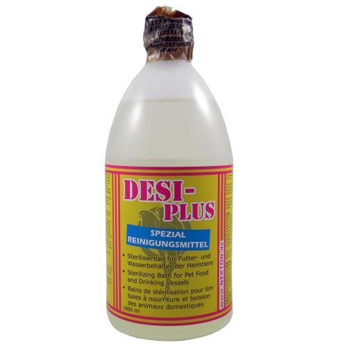 Image of Nekton Desi-Plus Disinfectant Solution, 1-Liter