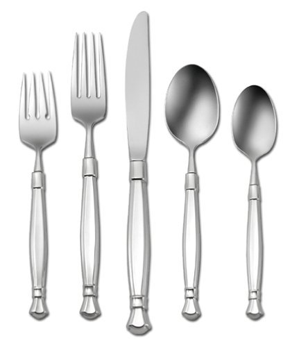(Oneida Act I 20-Piece Flatware Set, Service for 4 )