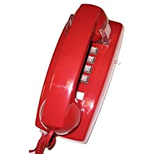 Cortelco Kellogg 2554 Wall Mount Phone Rd Telephony with Vol Cntrl