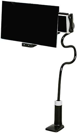JYY 12 Pulgadas De Pantalla Lupa, 60 Cm HD Titular Amplificador De Vídeo Flexible Ampliada Proyector De Pantalla del Teléfono Celular De La Lupa De Escritorio Soporte,Negro: Amazon.es: Hogar
