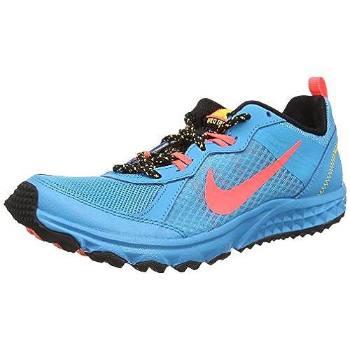 70aab922459ff encantador Nike Wild Trail - zapatillas de running de material sintético  mujer