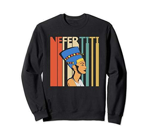 Egyptian Queen Nefertiti Shirt - Egypt Pharaoh Gift Sweatshirt