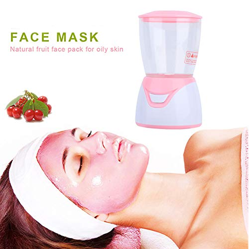 Face Mask Machine, Face Mask Maker Machine Facial Treatment DIY Natural Fruit Vegetable Mask SPA Skin Care for Eye Chest Hand Neck Skin Care