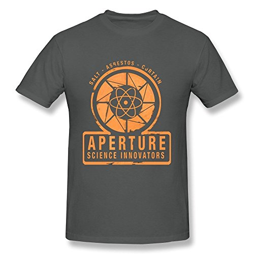 FEDNS Men's Aperture Laboratories Logo T Shirt M