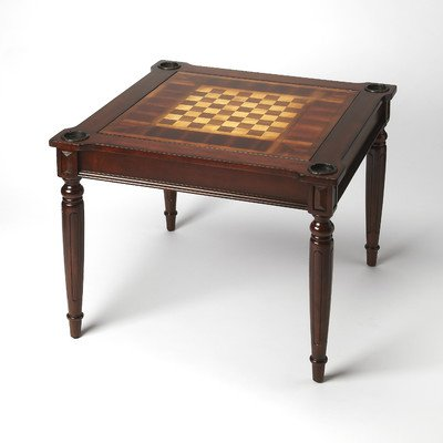 36'' Masterpiece Vincent Multi Game Table Finish: Plantation Cherry by Butler